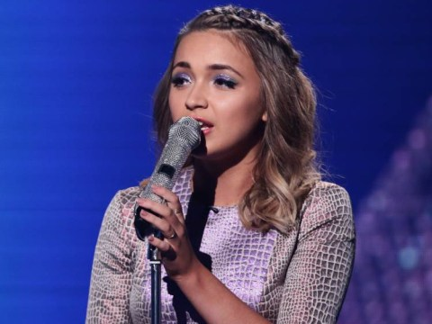 The X Factor 2014: Cheryl Cole says she is 'in awe' of Lauren Platt