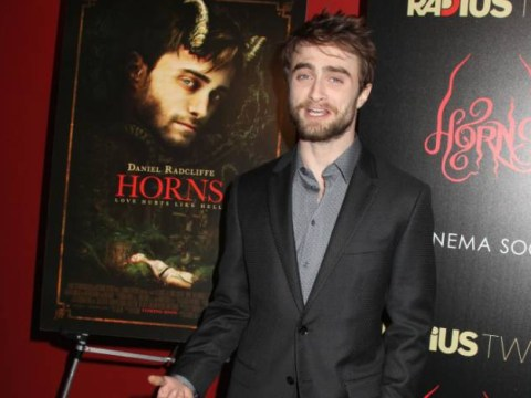 Daniel Radcliffe's Horns has had a critical mauling, but his acting is good at least