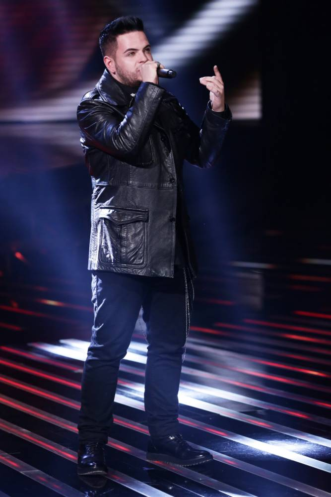 The X Factor 2014 live shows: Did Simon Cowell accuse Paul Akister of being ungrateful?