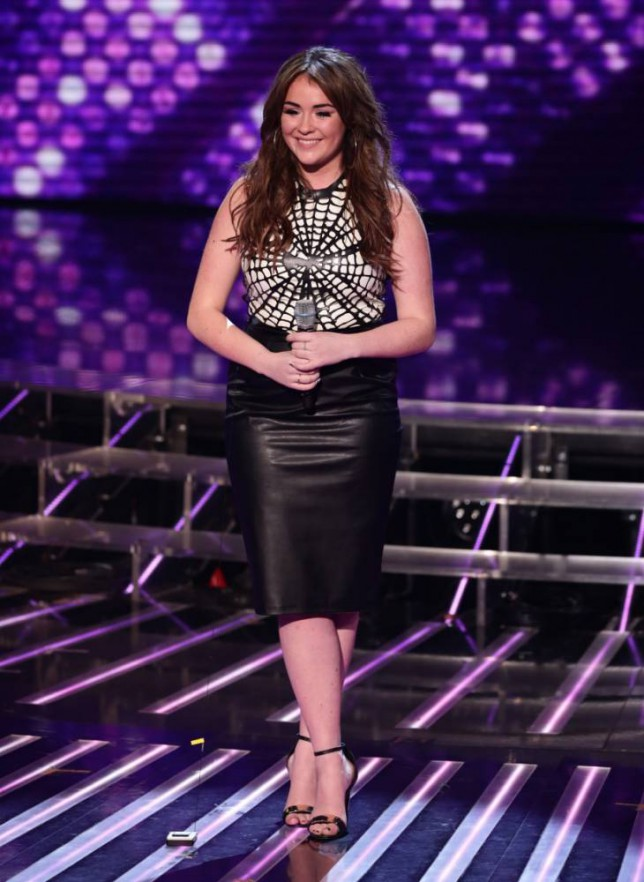 Lola Saunders, The X Factor, X Factor results, X Factor 2014