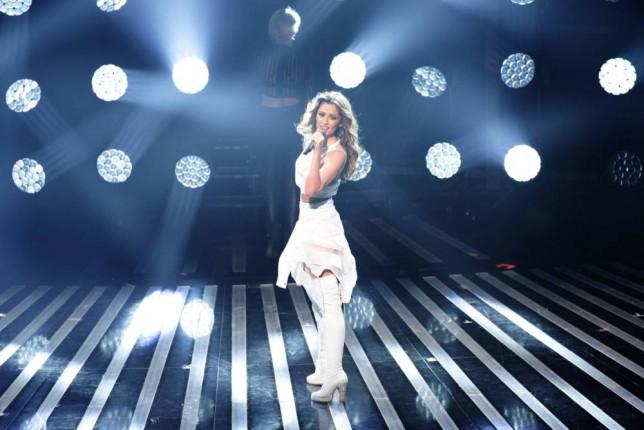 Cheryl Fernandez-Versini - The X Factor 2014