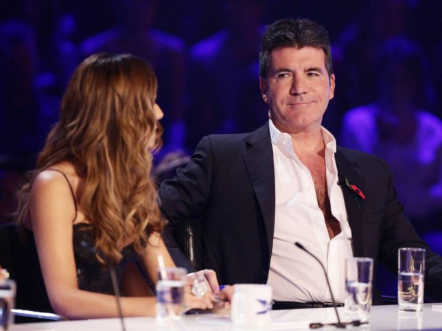 Cheryl Cole, Simon Cowell, Cheryl Fernandez-Versini, X Factor 2014. X Factor results