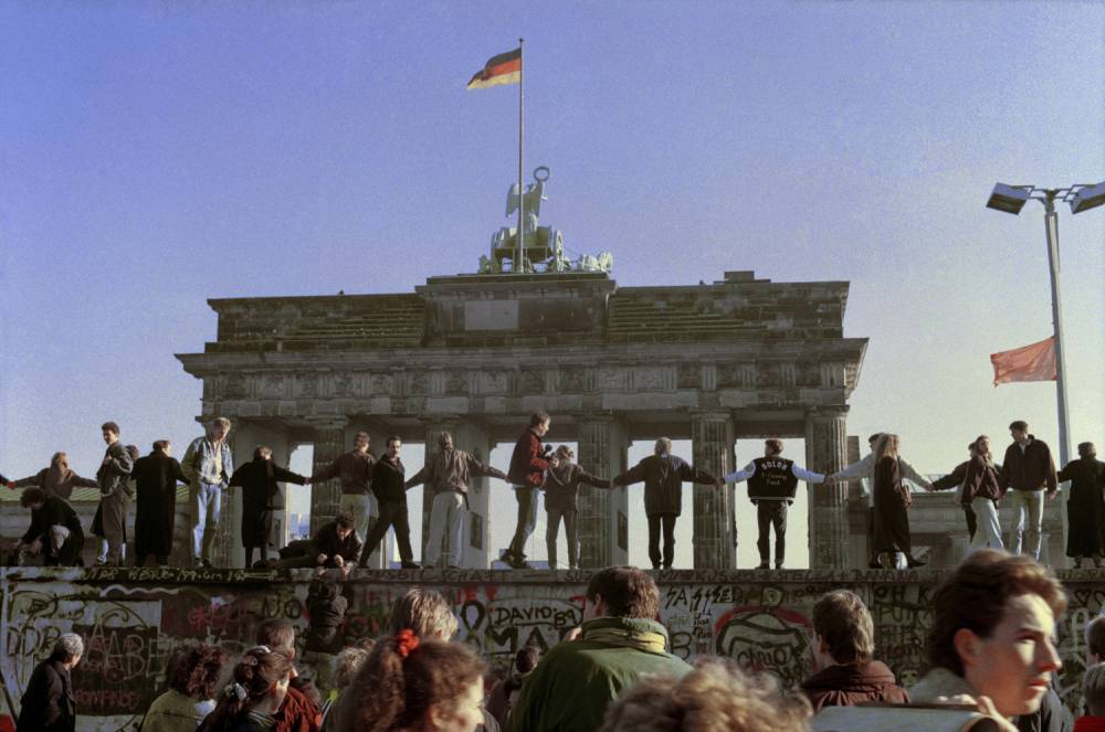25 years on – Berlin before and after the fall of the wall