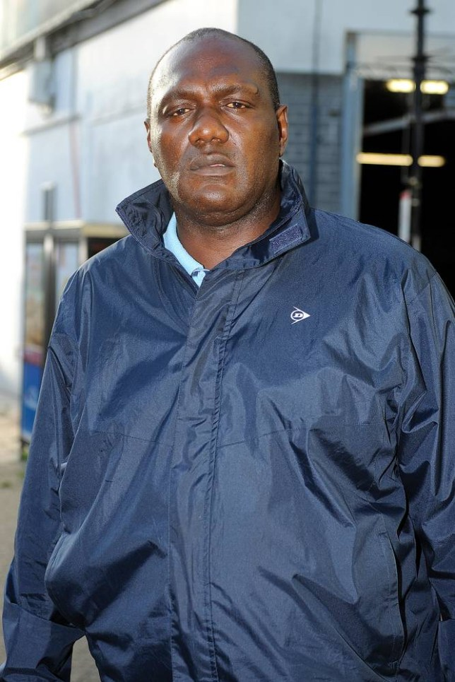 """PIC: APEX 05/11/2014 A bewildered security guard was stunned after returning from a holiday to Nigeria to find he'd been banned from work because bosses feared he had Ebola. Sam Ayodele Ogunnoiki (pictured), from St Austell, Cornwall, came back from a three week holiday there on Saturday to find a letter from his boss saying several members of staff had raised concerns about working with him following his trip. That's despite Nigeria being officially declared free of the deadly virus. Mr Ogunnoiki, who has worked for Stout Security LTD for eight years, was told by director Trevor Mannell that he had to allay colleagues fears that he was carrying the Ebola virus back with him and could not allow him to return to work until he had been back in the UK for at least three weeks. Mr Ogunnoiki described his employers' dramatic move as unbelievable and said he had been tested in Nigeria for the disease before leaving the country which had come back negative. He said his wife who is employed by the same company had been allowed to work despite having been in contact with him since he returned back from Nigeria, which made no sense. """"It's just discrimination,"""" said Mr Ogunnoiki. ** SEE STORY BY APEX NEWS - 01392 823144 ** ---------------------------------------------------- APEX NEWS & PICTURES NEWS DESK: 01392 823144 PICTURE DESK: 01392 823145"""