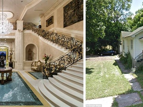 Behold the most expensive home in America – and the cheapest