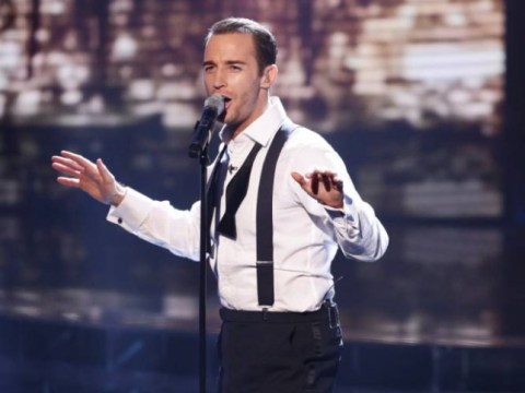 EXCLUSIVE X Factor's Jay James responds to Steve Brookstein jibes