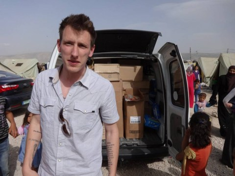 Cameron describes Peter Kassig 'beheading video' as cold-blooded murder