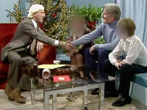 Paedophile Keith Harding appeared on Jim'll Fix It with Savile in 'set up' episode