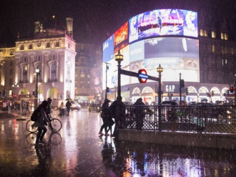 Reports of UK's wettest ever year have been 'greatly exaggerated,' claims Met Office