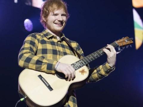 FYI, Ed Sheeran still buys his pants at Primark
