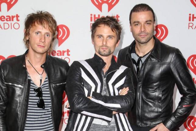 Glastonbury 2016: Muse will headline the Pyramid stage on Friday night