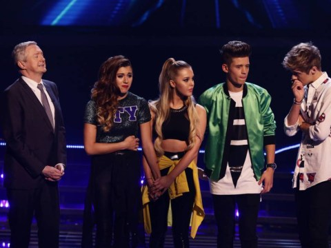 One fan really can't get over the fact Only The Young have left The X Factor
