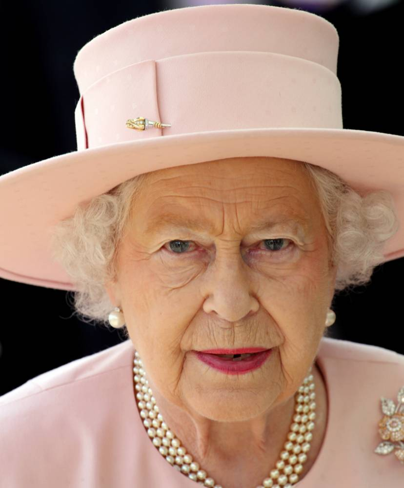 Mandatory Credit: Photo by REX (3854770p) Queen Elizabeth II Royal Ascot, Berkshire, Britain - 21 Jun 2014