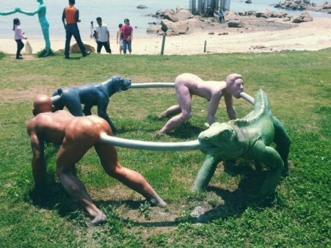 15 totally inappropriate playgrounds (these are the things nightmares are made of)