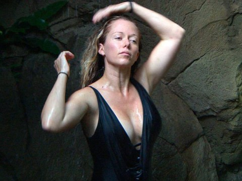 Kendra Wilkinson sets tongues wagging in critter-heavy bushtucker trial