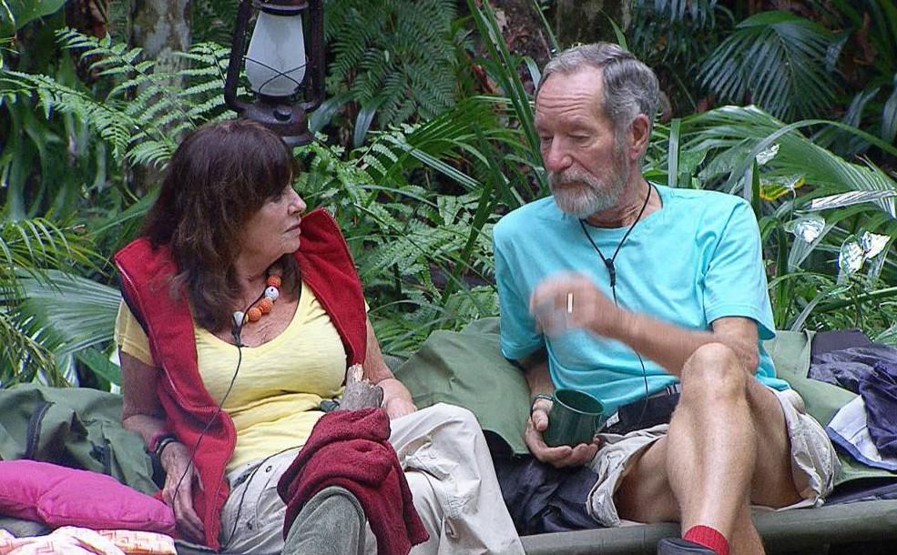 Michael Buerk and Vicki Michelle reckon Kendra's faking it