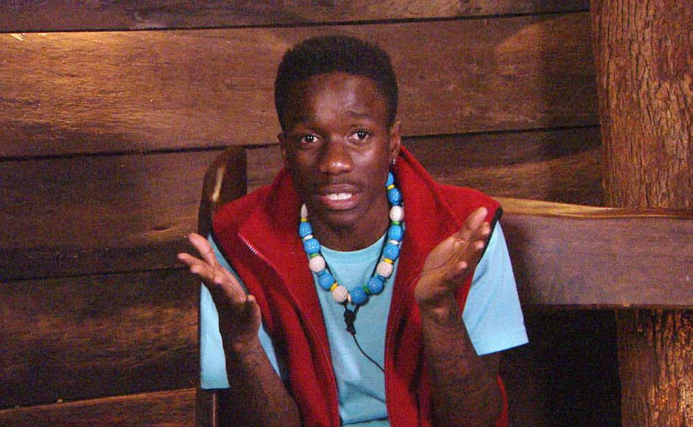 Will Tinchy Stryder be the first star booted off I'm A Celebrity?