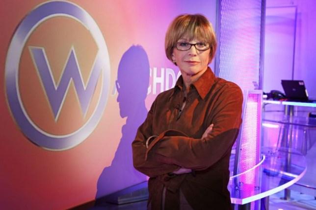 Anne Robinson leaves watchdog