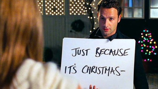 Find out if now if it's the right time to watch Love Actually
