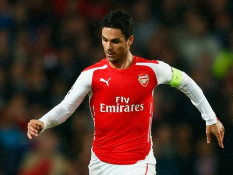 Mikel Arteta shuns transfer talk to sign new Arsenal contract