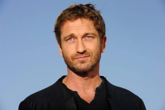 British actor Gerard Butler poses during a photocall for his new film 'Olympus Has Fallen' in Munich, Germany on 07 June 2013.  The film starts in German cinemas on 13 June  epa03734602  EPA/Tobias Hase