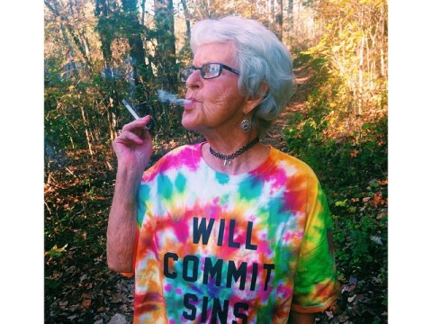 Baddie Winkle is the most badass grandmother in the world