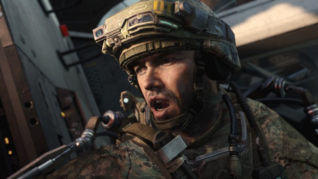 Call Of Duty: Advanced Warfare - the new facial animation is great