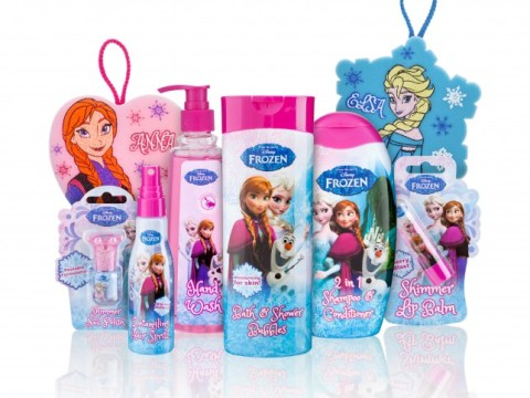 Poundland launches 30 pieces of Frozen merchandise for Christmas, oh my!