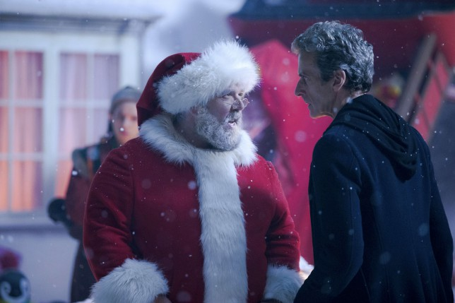 Doctor Who Christmas special 2014 to preview on Children in Need