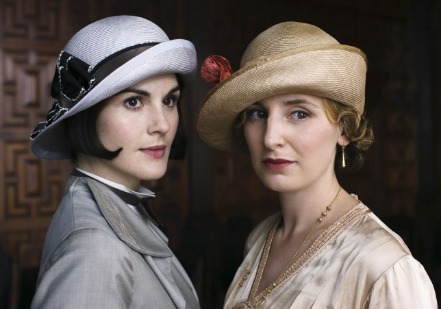 Downton Abbey season 5: This is why there's no touching on Downton