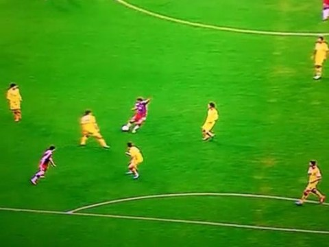 Mario Gotze scores brilliant goal for Bayern Munich against Hoffenheim