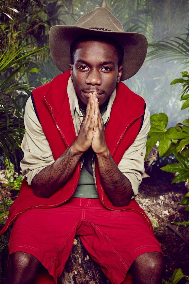 Tinchy Stryder promises I'm A Celebrity-inspired song…