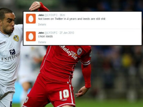 Leeds United fan wins Twitter with the two best tweets of all time
