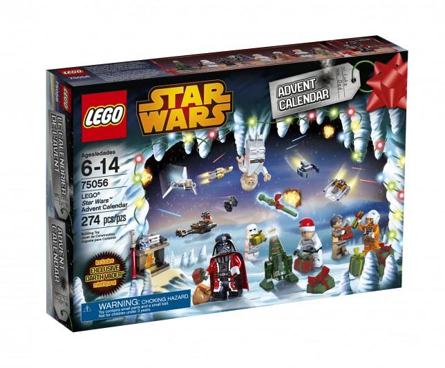 Lego Star Wars advent calendar (Picture: Lego)