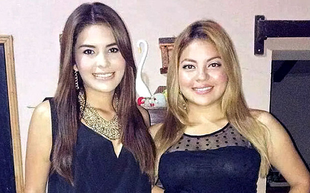 Beauty queen and sister found dead after vanishing the day before Miss World competition