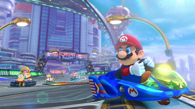The Legend of Zelda X Mario Kart 8 - the best DLC ever?
