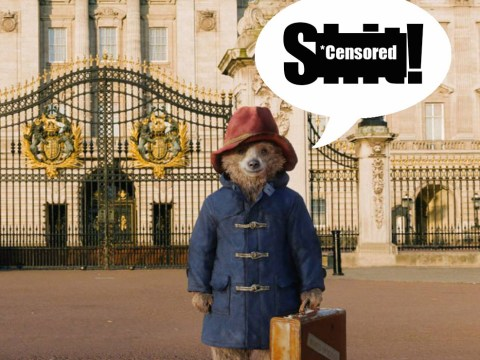 Paddington Bear swears like a trooper in this (safe for work) trailer