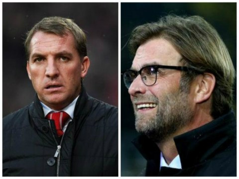 Brendan Rodgers 'to be replaced at Liverpool by Borussia Dortmund coach Jurgen Klopp'