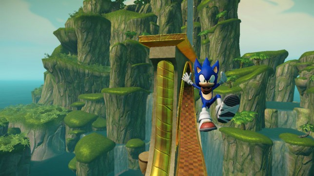 Sonic Boom Rise Of Lyric Review Fall Of A Hedgehog Metro News
