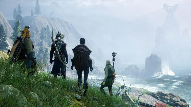 Dragon Age: Inquisition (XO) - it's big new world