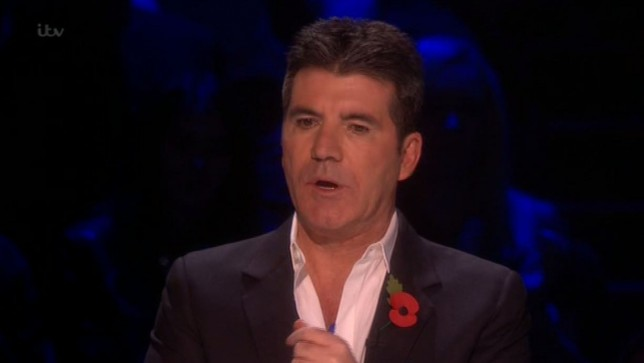 simon cowell, the x factor, the x factor results, jay james