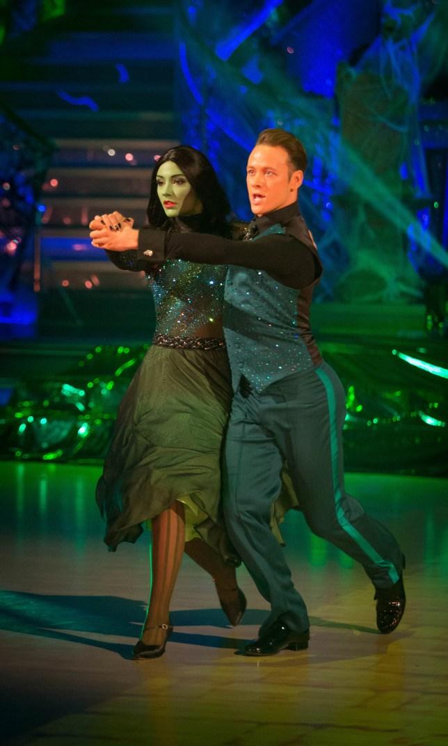 Frankie Bridge Strictly Come Dancing