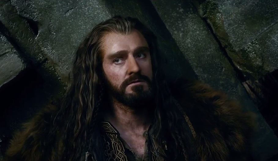 The Hobbit: The Battle of the Five Armies trailer doesn't have much Bilbo but it's pretty brilliant