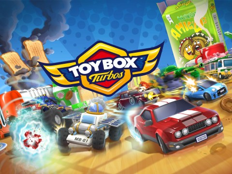 Toybox Turbos review – Micro Machines V5