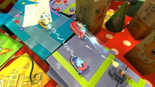 Toybox Turbos (360) - Mega Drive-esque