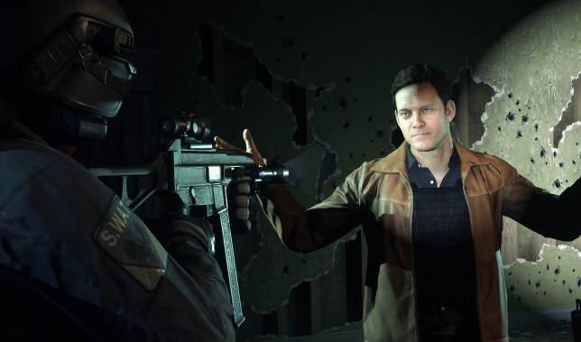 Battlefield Hardline - don't shoot to kill