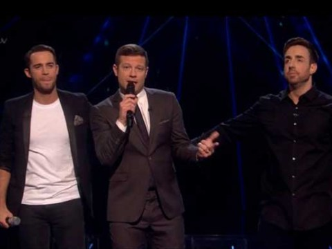 The X Factor 2014 results show: Who left? Jay James sent home as Stevi Ritchie survives in deadlock shocker