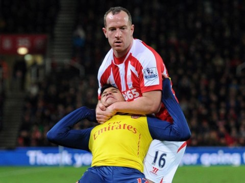 Charlie Adam trolled after putting Alexis Sanchez in WWE-style move during Stoke win over Arsenal