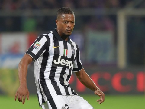 Manchester United sound out Patrice Evra over potential January return from Juventus