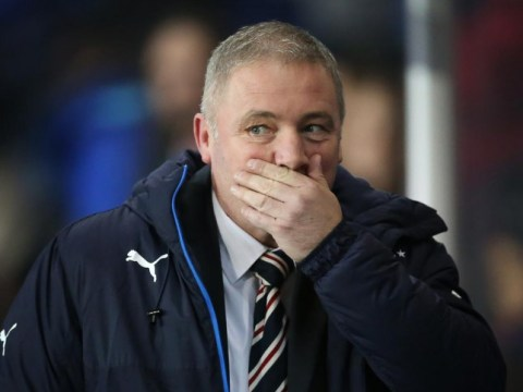 Ally Mcoist finally walks away from Rangers – or has he?